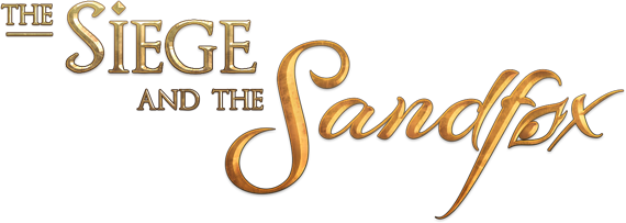 The Siege and the Sandfox logo